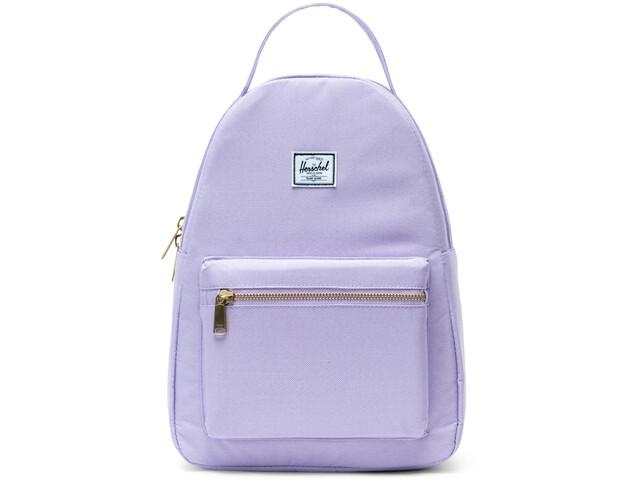 Herschel Nova Small Backpack 14l lavendula crosshatch